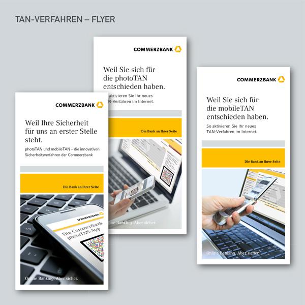 Flyer TAN-Verfahren, PhotoTAN
