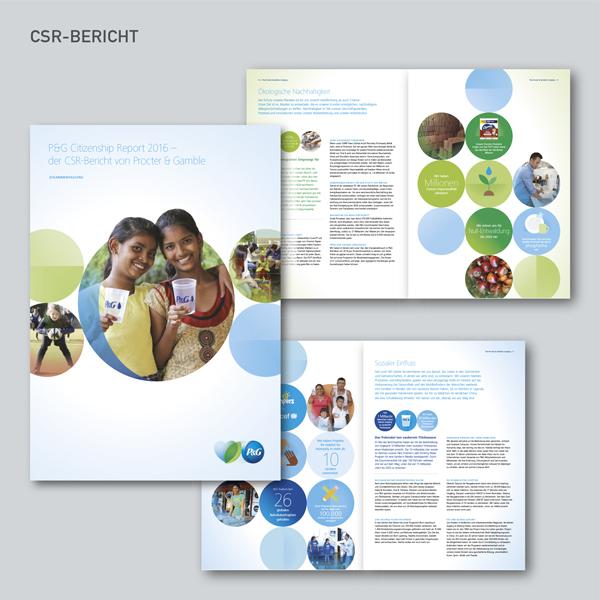 CSR-Bericht Procter&Gamble, P&G Citizenship Report